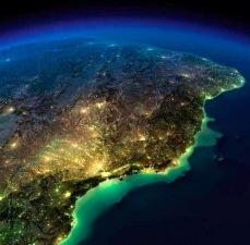brasil espaço